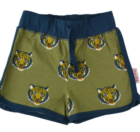 Retro-Shorts Tiger