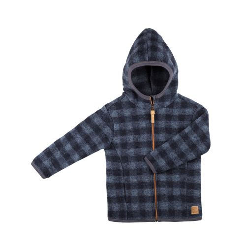 Walkjacke Kids mit Kapuze