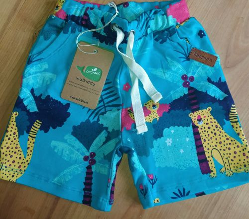 Shorts Leoparden