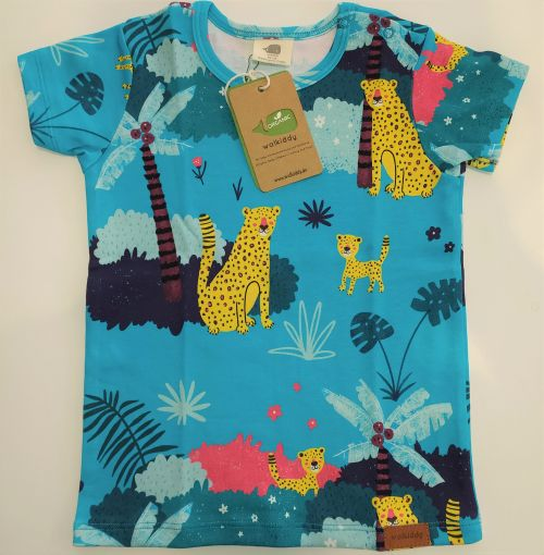 T-Shirt Leoparden